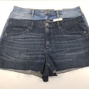 Universal Thread   Shortie Shorts bundle lot